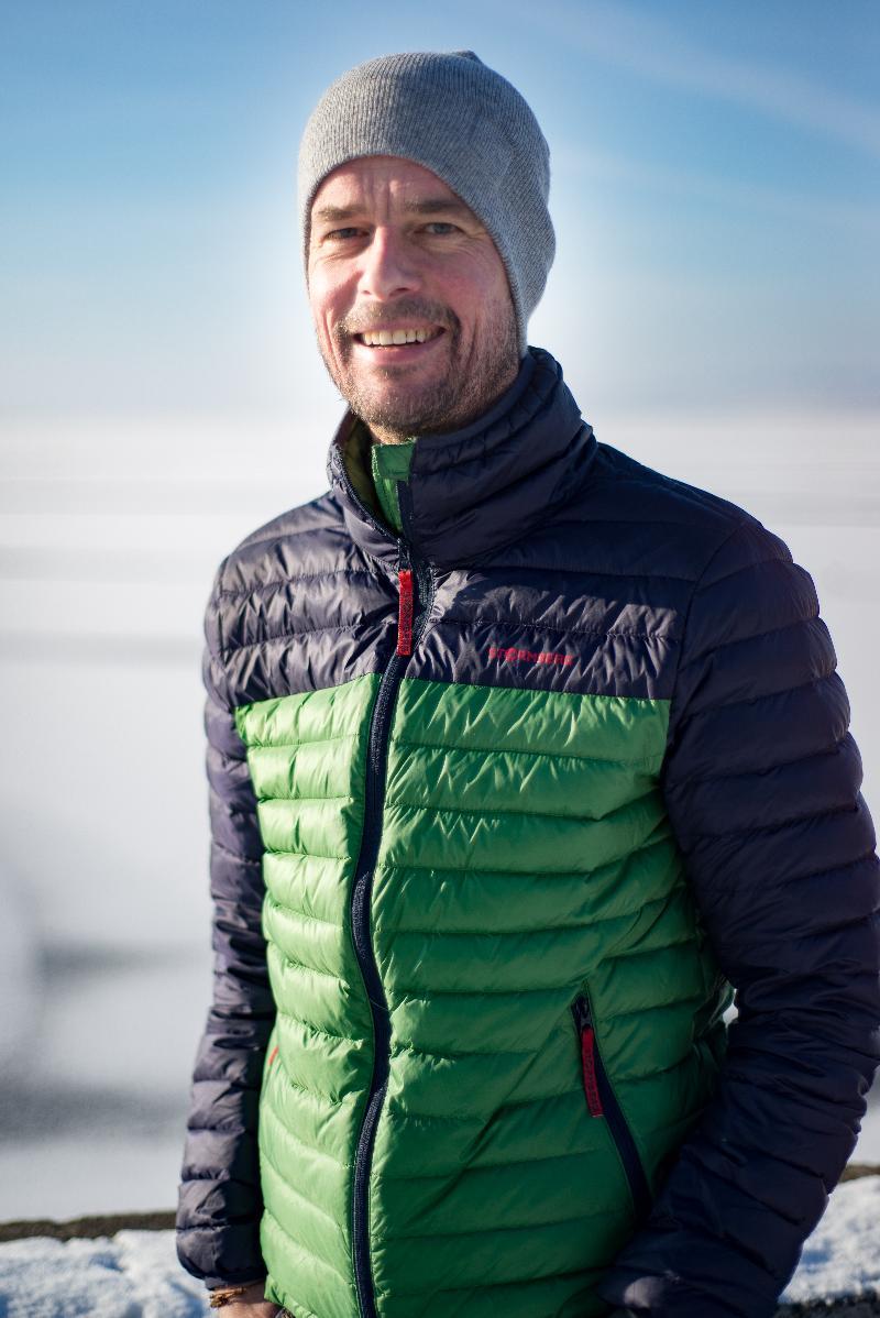 Tor Eldevik fra Universitetet i Bergen er en av nestlederne i Arven etter Nansen.
