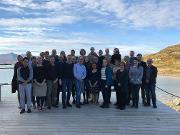 Gruppebilde seminar Sommarøy TREC