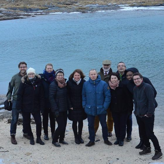 Sesam ansatte Sommarøy 2017