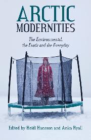 Bokforside Arctic Modernities