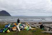 Søppel eller kulturarv? Foto Þóra Pétursdóttir, UiT