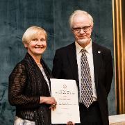 Karin Andreassen og Ole M. Sejersted_ Foto: Det Norske Videnskaps-Akademi/Thomas B. Eckhoff.jpg