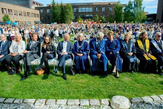 786b12765 Semesteråpning ved UiT i Tromsø 2019   UiT