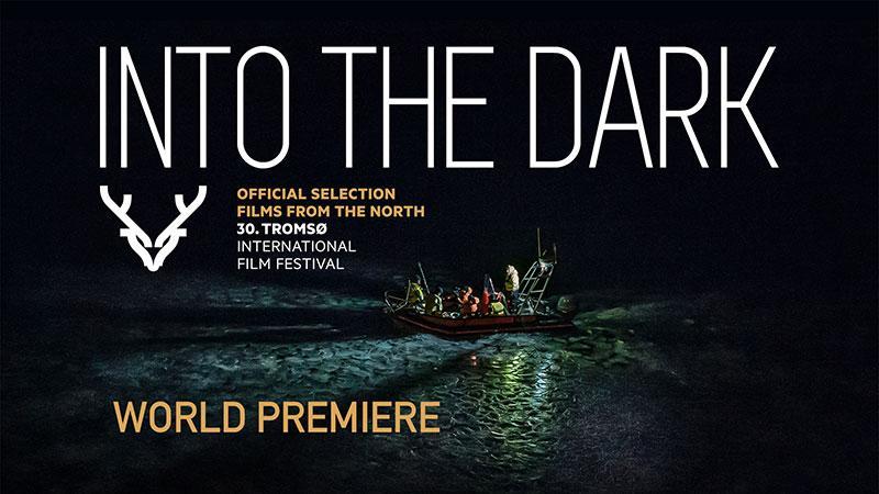 Filmplakat Into the dark. Foto: Michael Snyder
