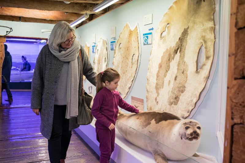 <p>Ishavsfangsten har hatt stor betydning for fremveksten av Tromsø by. En av våre faste dioramautstillinger viser hvordan selfangsten foregikk i første halvdel av forrige århundre.</p>