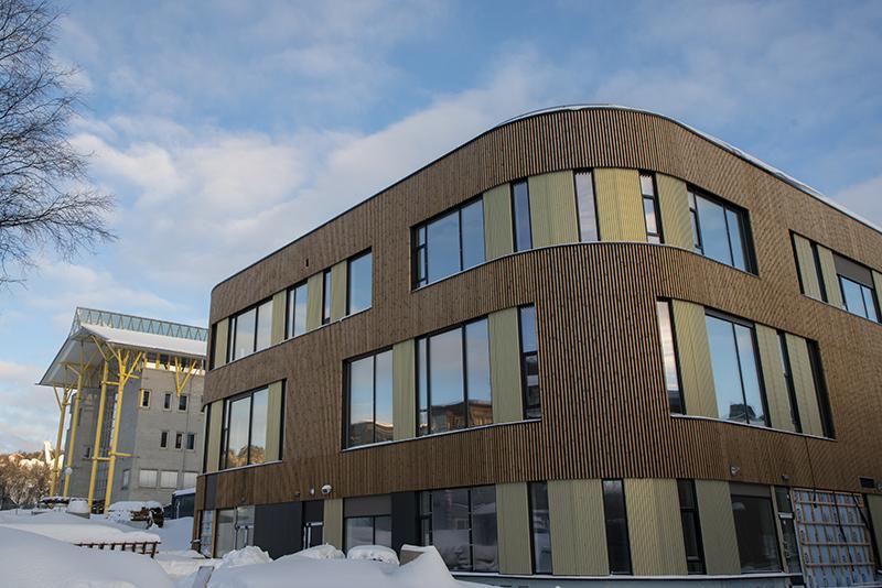 Nytt bygg for lærerutdanningen ved UiT i Tromsø