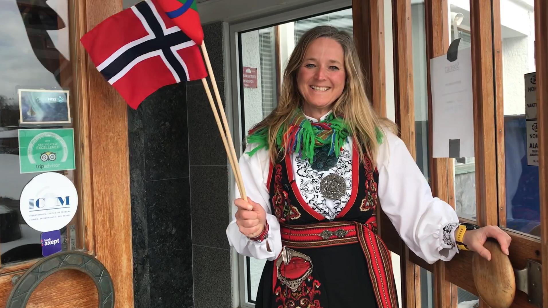 Lena Aarekol, direktør, Norges arktiske universitetsmuseum og akademi for kunstfag
