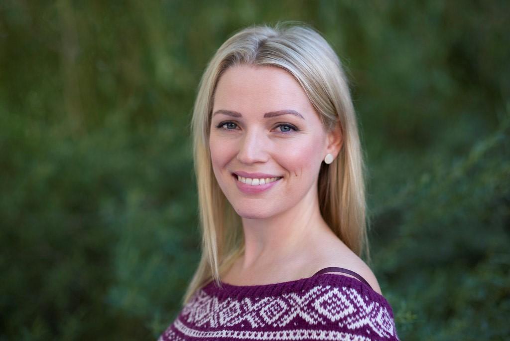 Forsker Annette Vogt Hauger