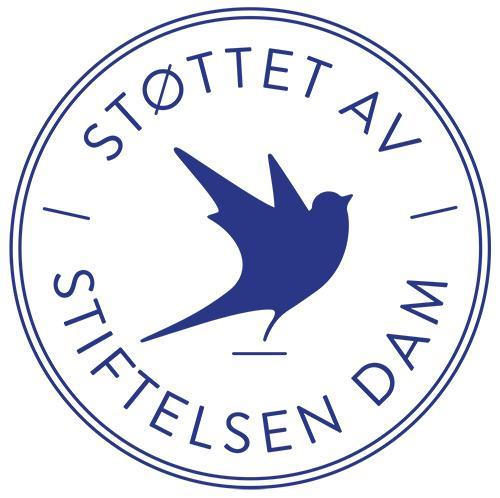 Logo Dam-stiftelsen