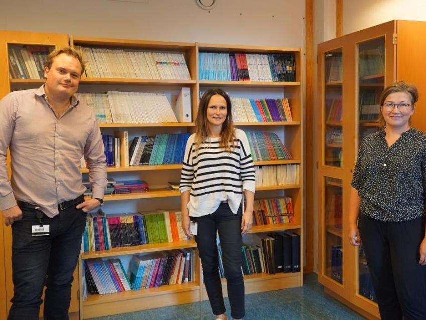 Jonas Stein, Unn-Doris Bæck og Camilla Brattland er blant forskerne som har utviklet «Gators metode».