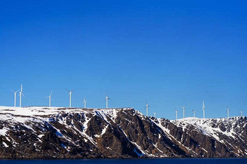 Vindmøller i Norge.