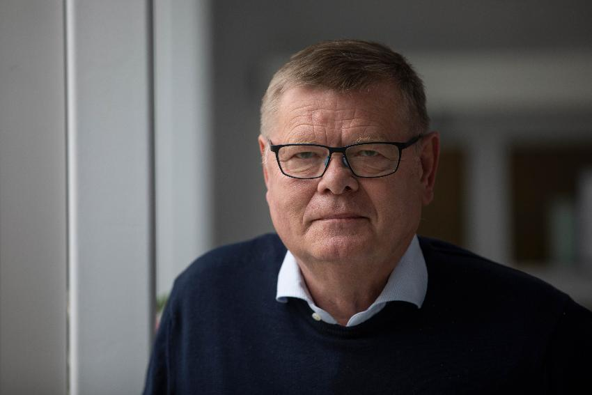 Professor Ørjan Olsvik
