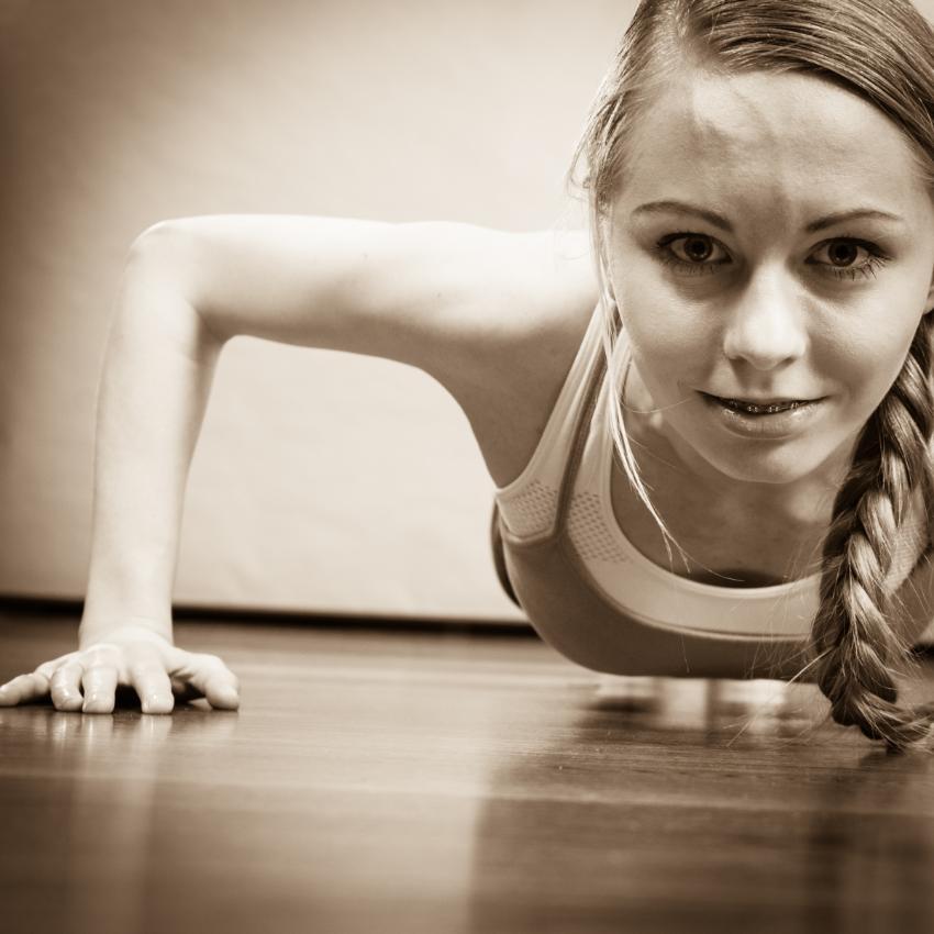 Klar for å ta kontroll over treninga helt selv? Prøv idrettsforskerens effektive hjemmetreningsprogram!