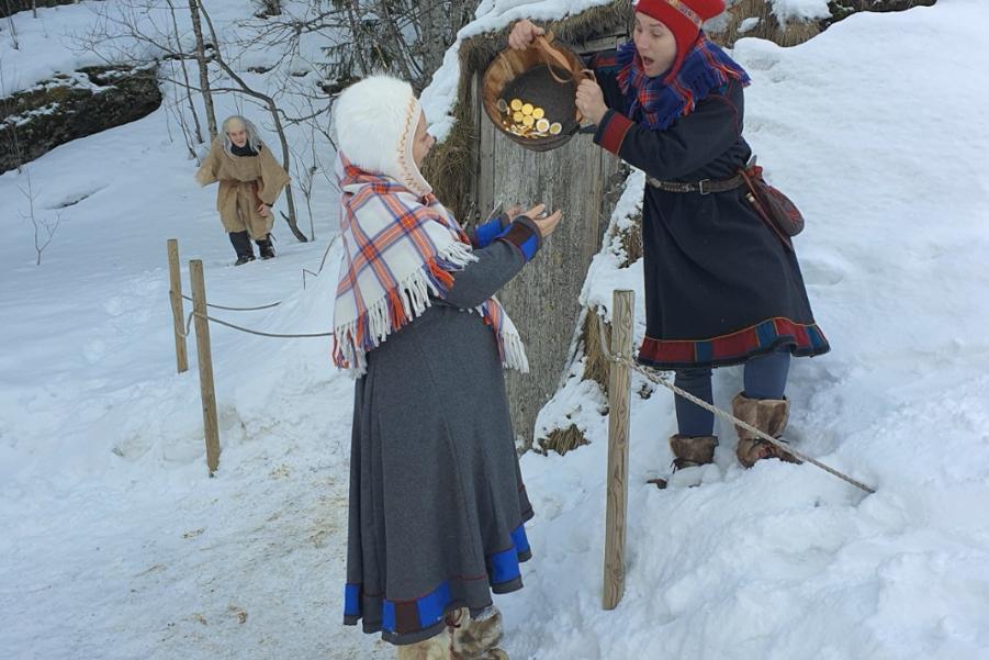 Det skjer blant annet mye spennende på Norges arktiske universitetsmuseum under samisk uke.