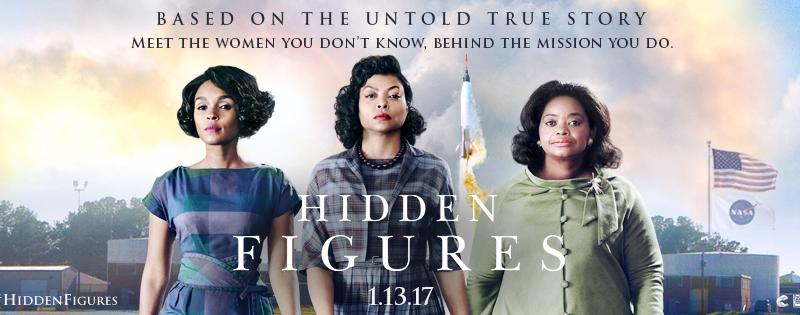 Illustrasjons-/bannerbilde for Film screening: Hidden Figures