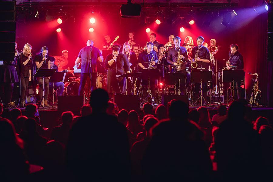 Musikere og orkester