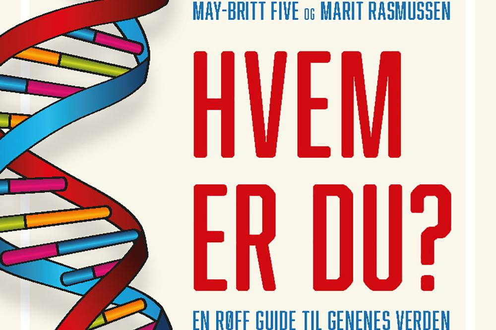 Bokomslag, DNA