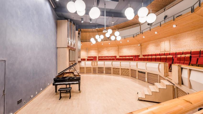 Musikkonservatoriets konsertsal