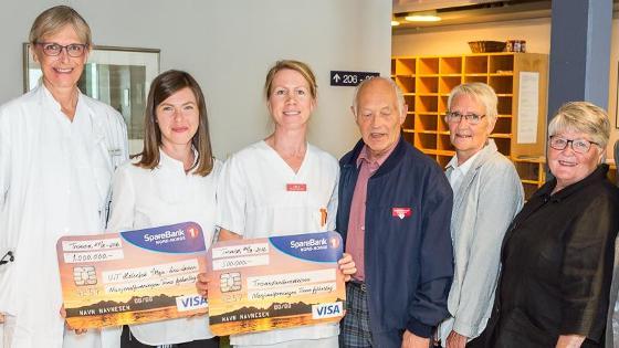 Utdeling Tromsøundersøkelsen