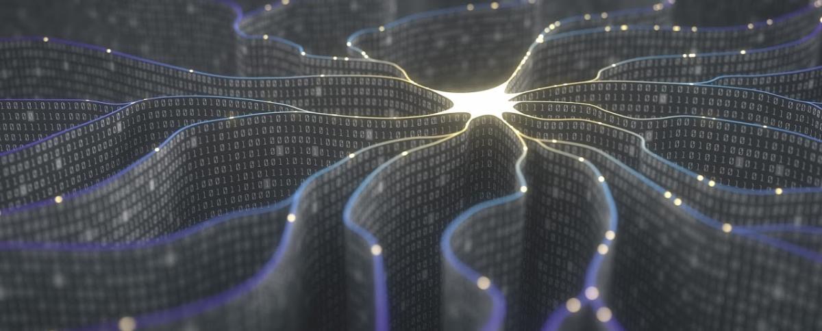 Datateknologi bilder kunstig intelligens