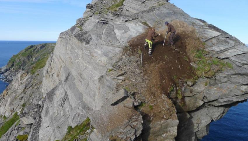 Steinrens sti Sørøya Studenter