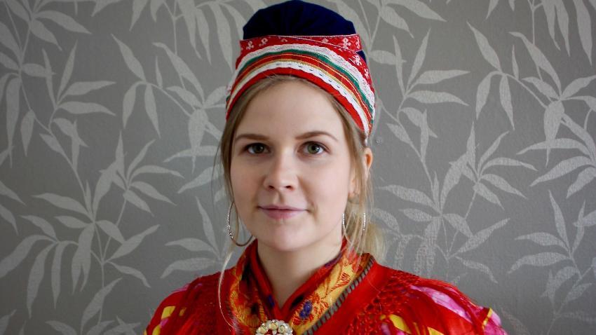 Anna Kaisa vant matematikkpris