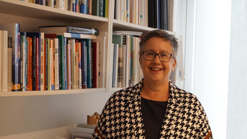 Professor Monica Martinussen