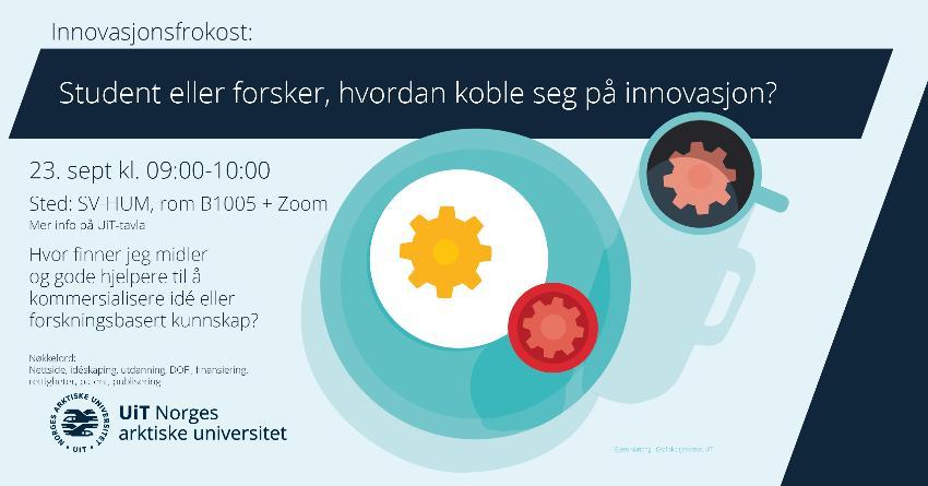 Student eller forsker, hvordan koble seg på innovasjon?