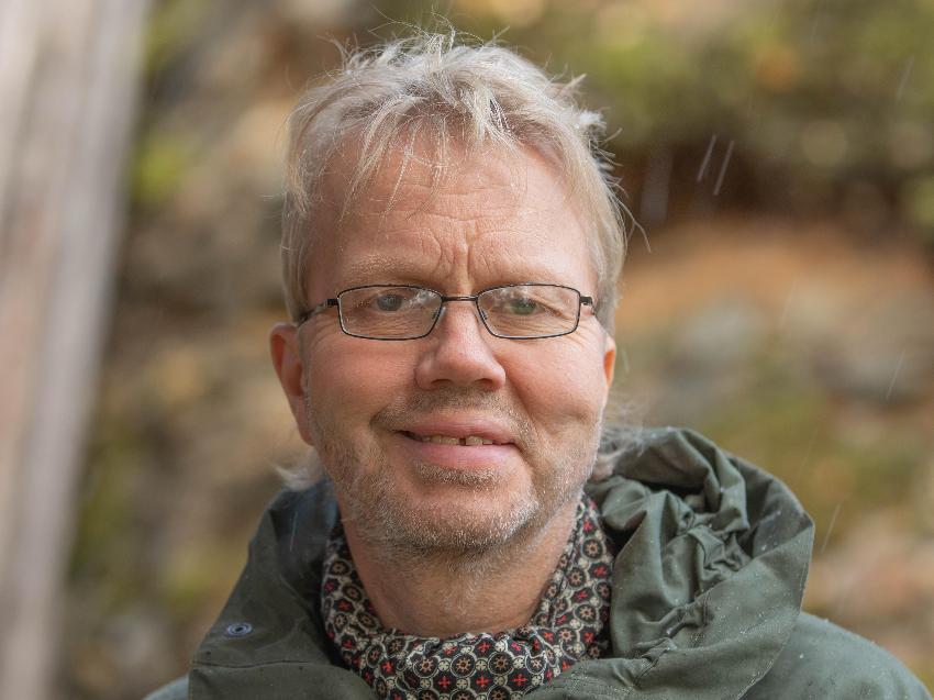 Portrett Øyvind Ravna
