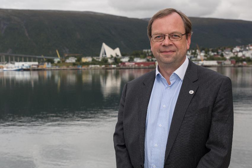 Portrett Kenneth Ruud