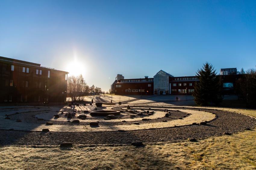 Illustrasjonsbilde av campus Tromsø