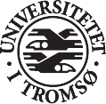 Logo for Universitetet i tromsø